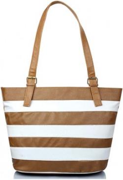 Fiona Trends Women Tan Shoulder Bag