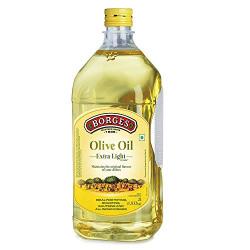 Borges Extra Light Olive Oil, 2L