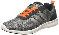 Adidas Men's Adiray 1.0 M Grey Running Shoes-9 UK/India (43 1/3 EU) (CI1752)