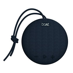Boat Stone 190 Portable Wireless Speaker (Blue)