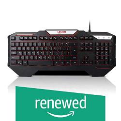 (Renewed) Lenovo K200 KB-USWW GX30P93887 Keyboard (Black)