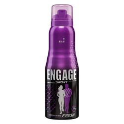 Engage Sport Fresh for Him Deo Spray, 150ml / 165ml (Weight May Vary)