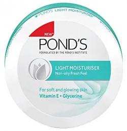 Pond's Light Moisturiser, 250ml Rs.199 @ Amazon
