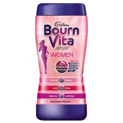 Cadbury Bournvita for Women Chocolate Health Drink, 400g