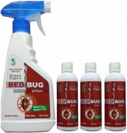 Green Dragon Biodegradable Bed Bug Spray   Make Ready to Use 1420ml(1420 ml)