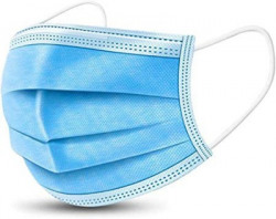 POSITIVE DISPOSABLE SURGICAL MASK - 3 PLY (PACK OF 10) Surgical Mask(Pack of 10, 3 Ply)