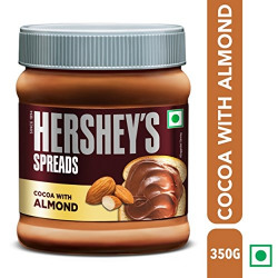 Hershey Spreads, Cocoa Almond, 350g