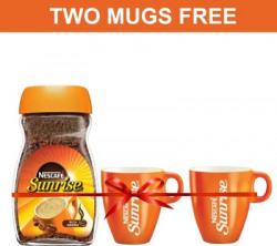 Nescafe Sunrise Instant Coffee(200 g)