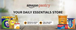 Amazon Pantry Now Live With Bank Discount Offer.