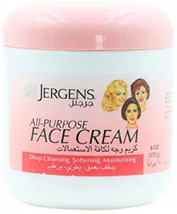 Jergins cream,all purpose 170g