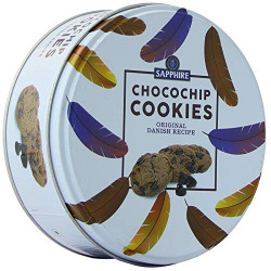 Sapphire Choco Chip Cookies, 150 g