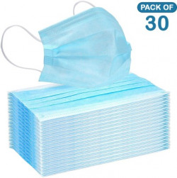 NHR SG-30 Surgical Mask(Pack of 30, 3 Ply) @300