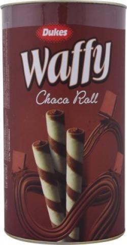 Dukes Waffy Choco Wafer Rolls(300 g)
