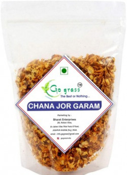 GO GRASS CHANA JOR GARAM(400 g)