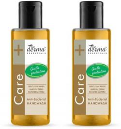 True Derma Essentials Anti - Bacterial Hand Wash Hand Wash Bottle(2 x 110 ml)