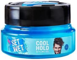 Set Wet Cool Hold Hair Gel(250 ml)
