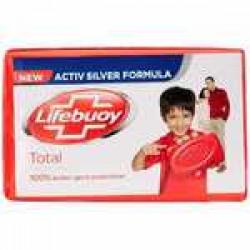 Lifebuoy Soap 125gm (pack of 4) Flat 28% Off