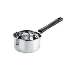 Neelam Stainless Steel 10 22G Regular Sauce Pan, 1150 ml, Silver
