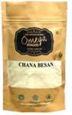 Omega Mongers Organic Chana Besan 500g