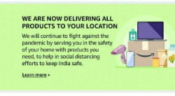 Update : Now Amazon Delivering All Products In Orange & Green Zone