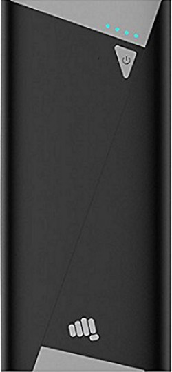 Micromax 10400 mAh Power Bank (Black)(PBAPB1041BLA)