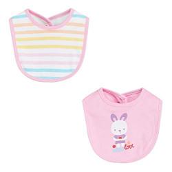 Max Baby Girl's Cotton Neckerchief (P19ANB10_Multi_0-3m)