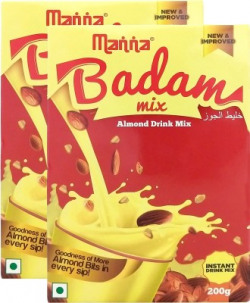 Manna Badam Mix(2 x 200 g)