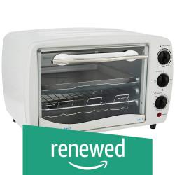 (Renewed) Bajaj 1603T 16-Litre Oven Toaster Grill (White)