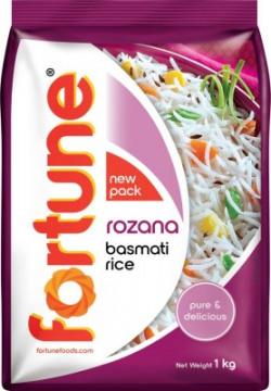 Fortune Rozana Basmati Rice (Medium Grain)(1 kg)