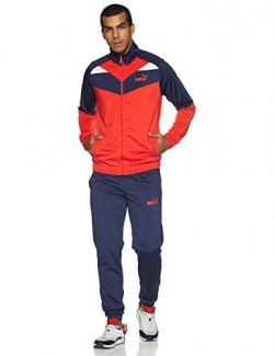 Puma Men's Sport Jacket (85155911_High Risk Red_L)