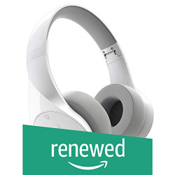 (Renewed) Motorola Pulse Escape Headphones (White)