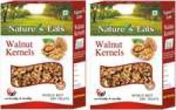 Nature's Eats Walnut Broken Kernel 250g ( Pack of 2 )