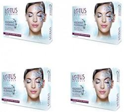 Lotus Herbals Radiant Platinum Cellular Anti-Ageing Facial Kit, 37g @350