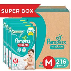 Pigeon Ultra Premium Diapers at minimum 54%