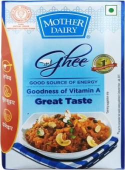 Mother Dairy Ghee 1 L Tetrapack