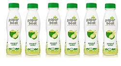 Paper Boat Coconut Water, 200ml (Pack of 6)