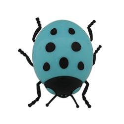 LED Night Lamp with Sensor Bug - Blue (7ELE03)