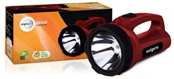 Reviews Wipro Emerald Rechargeable Emergency Light (Red)