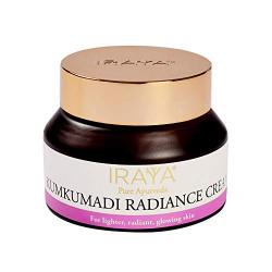 Iraya Face Cream - Pure Ayurveda, Kumkumadi Radiance, 50 g