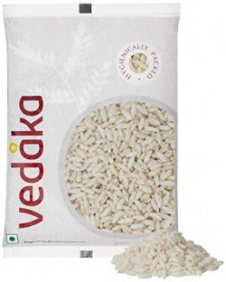 Amazon Brand - Vedaka Puffed Rice (unsalted), 200g