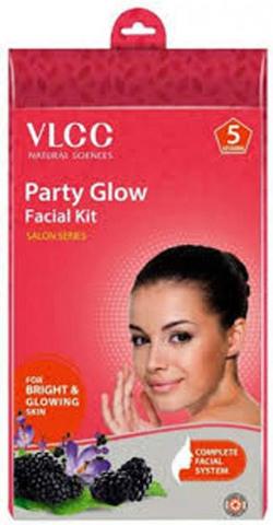 VLCC Party Glow 5 Session Facial Kit