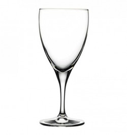 Pasabahce Lyric Glass Set, 400ml, Set of 6, Clear