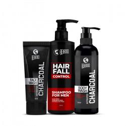 Beardo Bath and Body Combo for Men