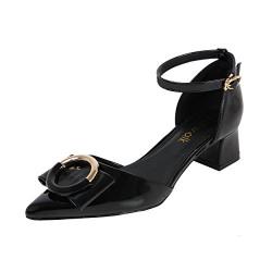Catwalk Women's Black Fashion Sandals-5 UK/India (37 EU) (3096C)