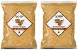 Goshudh Premium Quality Brown Sugar 400g (Pack Of 2)