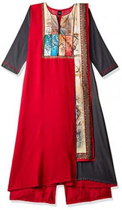 Soch Women Salwar Suit Set Minimum 70% off from Rs.1209 @ Amazon