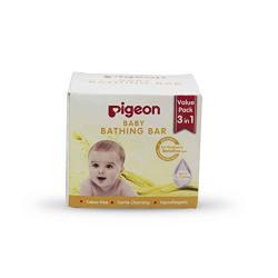 Pigeon 3 in 1 Baby Bathing Bar 75g(3U)