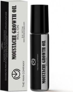 The Man Company Moustache Growth Roll on Hair Oil(8 ml)