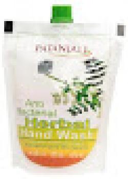 Patanjali Anti Bacterial Herbal Hand Wash Refill Pack 200ml