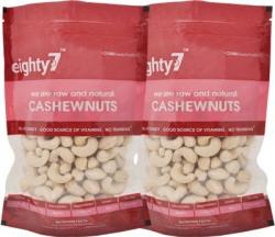 Eighty7 Cashews(200g each) - Pack of 2 Cashews(2 x 200 g)